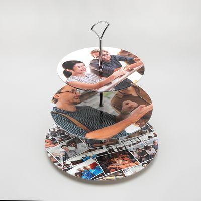 soporte tarta personalizada foto regalo