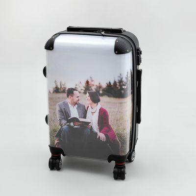 koffer bedruckt mit eigener fotocollage