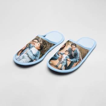 chaussons personnalisés femme