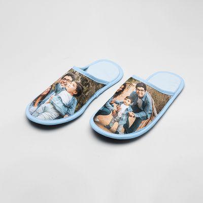 pantuflas navideñas personalizadas