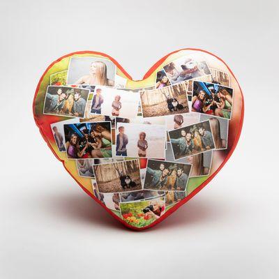 Personlig hjärtkudde