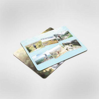 gepersonaliseerde placemats met foto