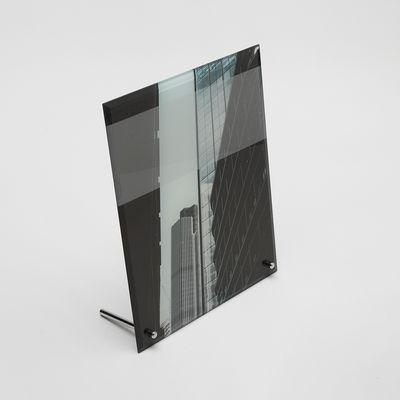 glas mit fotodruck