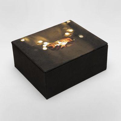 30th birthday personalised Jewellery Box