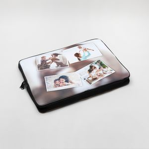 Personalised laptop bag