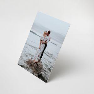 Aluminiumtavla med foto