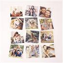 booklet of 12 instagram prints