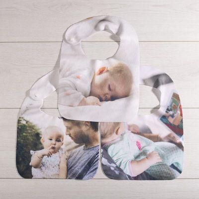 gepersonaliseerde baby slabbers