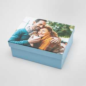 fotobox bedrucken lassen