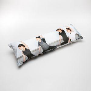 personalised bolster cushions