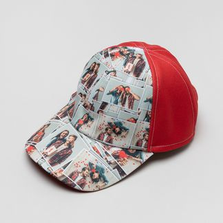 personalised caps