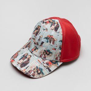 personalised kids cap