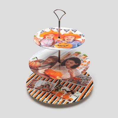 オリジナルケーキスタンド