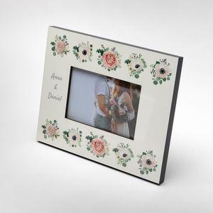 Wedding personalised Photo Frame