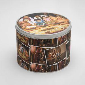 Boîte à biscuits ronde personnalisée_320_320