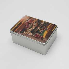 Boîte en métal personnalisée