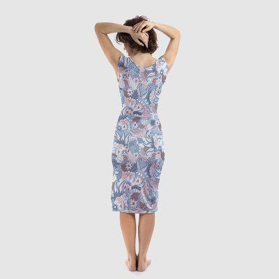 ärmellose kleider designen