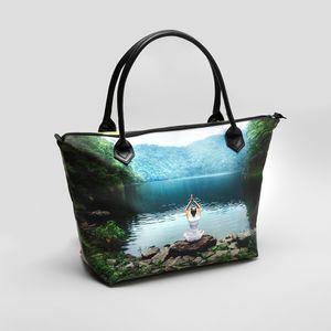 Personalised handbag for teacher