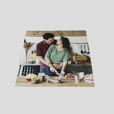 オリジナルラグ 写真 印刷