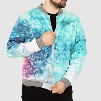 Personalized bomber jackets