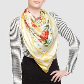 スカーフデザイン