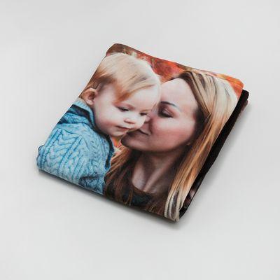Photo blanket gift
