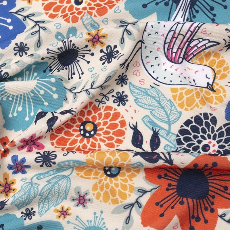 Jersey doux et extensible avec votre design