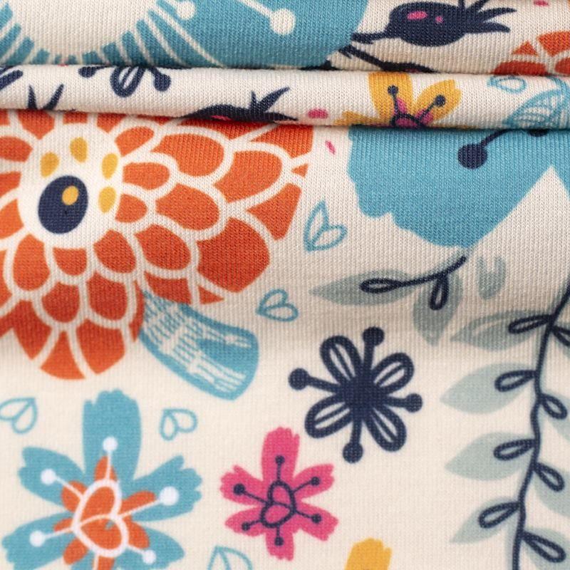 Custom Knit Fabric By The Yard by Half the Yard