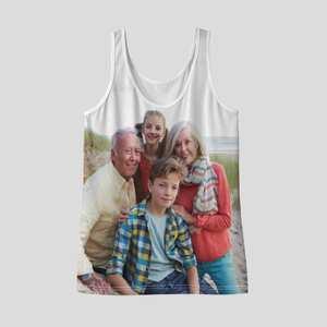 personalized vest