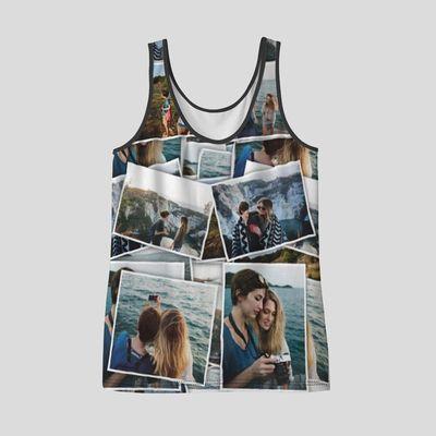 women's vest top