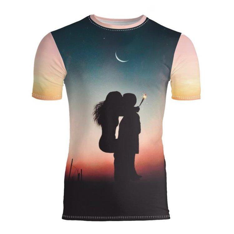 make your own mens slim fit tshirts