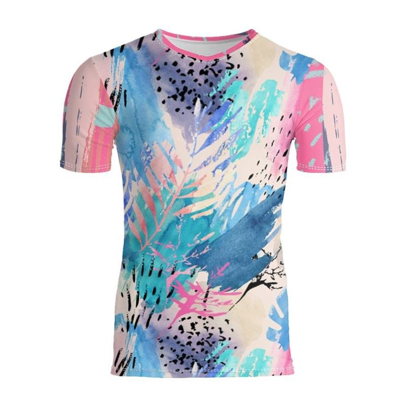 mens slim fit t shirts