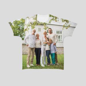 Kerst foto T-Shirt