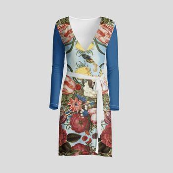 custom long sleeve wrap dress_320_320