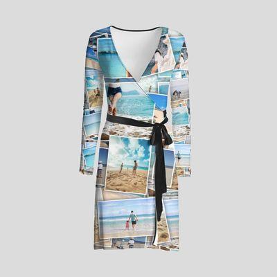 定制您专属的裹身连衣裙