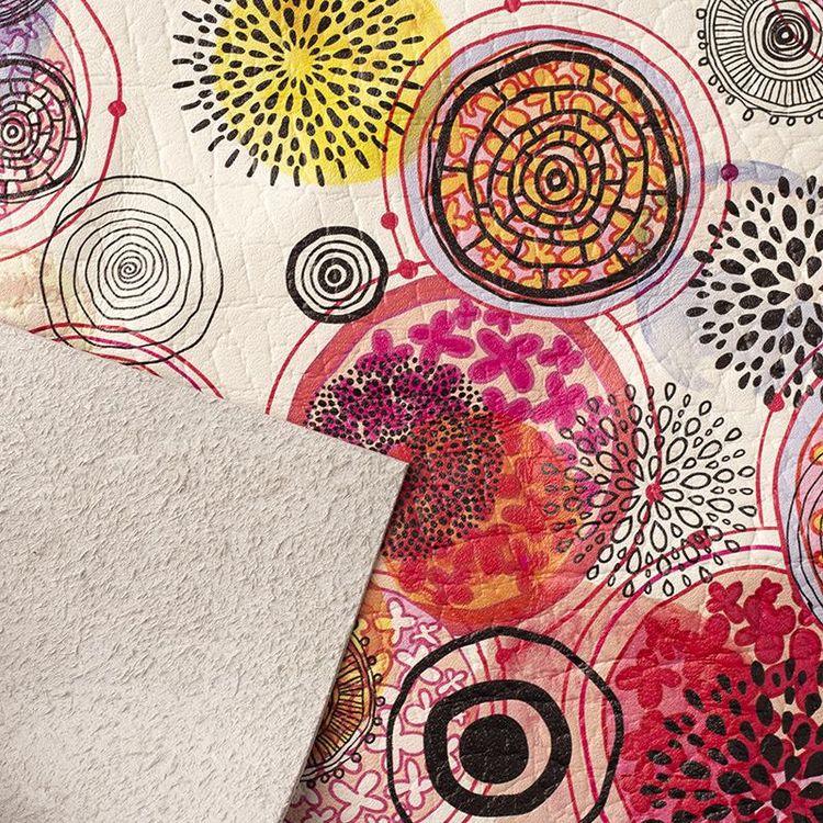 nappeleer met textuur