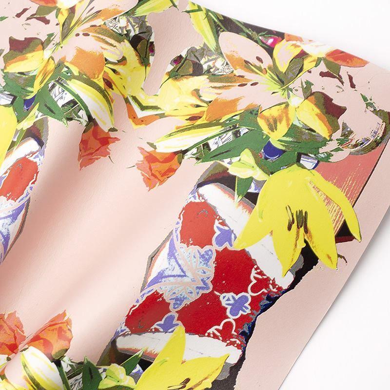 impresion personalizada cuero de becerro frances diseño online