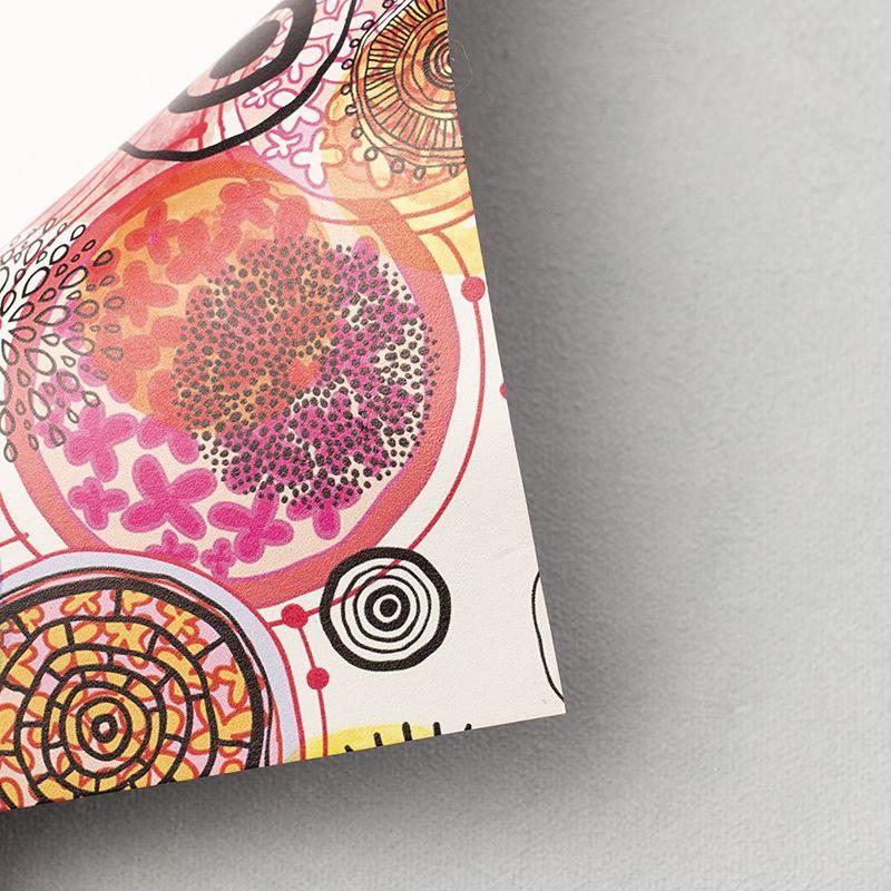 impresion personalizada cuero de becerro diseño online