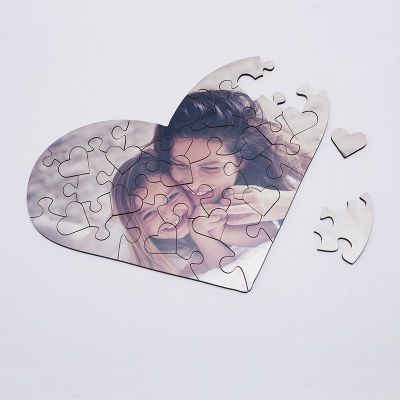 Anniversary Heart Jigsaw puzzle