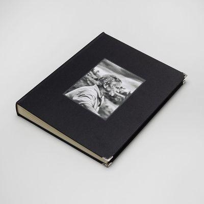 gepersonaliseerd herinneringsboek met foto's