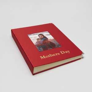 Livre photo personnalisé pour fête des mères