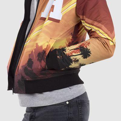 personalised bomber jacket for men