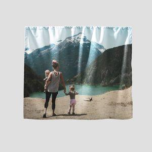 personalised curtain printing