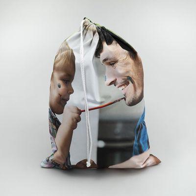 sac à jouets personnalisé