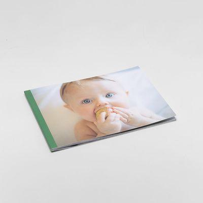 fotoboek met zachte kaft