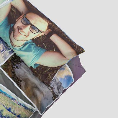 dekbedovertrek met foto