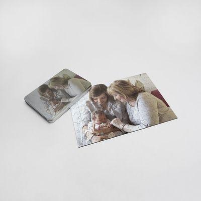 fotopuzzle bedrucken für großeltern