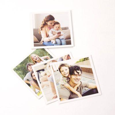 fotos cuadradas estilo polaroid
