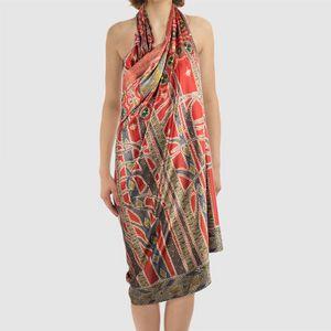 sarong med eget tryck