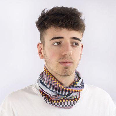 个性化脖套围巾
